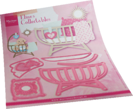 Collectables COL1495 - Eline's Baby cot