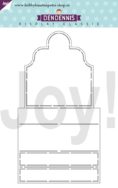 Joy Crafts  Dendennis - Display classic 6002/0885