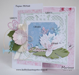 Creatables LR0460 Tiny's waterlily (Large-groot)