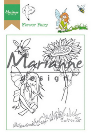 Clear stamps Hetty's Flower Fairy HT1645