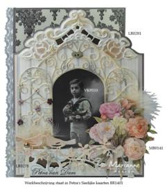 MD Petra`s sierlijke kaarten BR1401