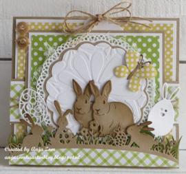 Creatables LR0589 Bunny