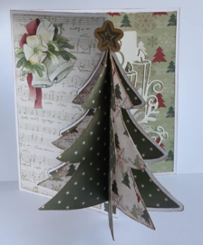 Dutch Card art Kerstboom 470.713.723