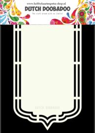 Dutch Shape Art Bookmark 470.713.164