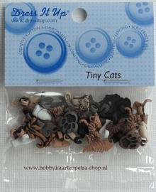Dress It Up  Tiny Cats 1775