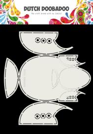 Dutch Card Art Babyshoes 2 set 470.713.787
