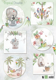 EWK1260 Els tropical dreams