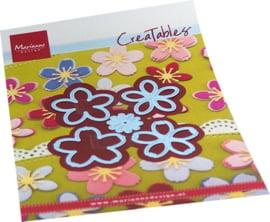 Creatables  LR0697  Blossom
