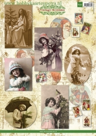Vintage Christmas VK9530