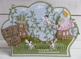 Creatables LR0580 Fairy tale house