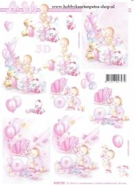 Le Suh Baby Girl 4169.722