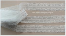 Artikel K1056 Lace ivory 35mm