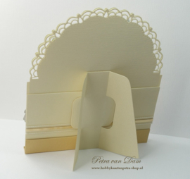 Craftables CR1507 Card stand extra