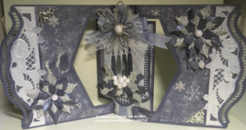 Craftables CR1425 Advent candles