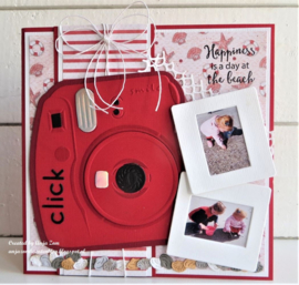 Collectables COL1498  Instant Camera