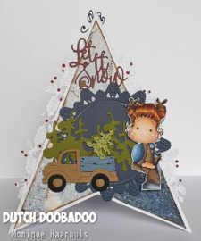 Dutch Card Art Teepee 470.713.757