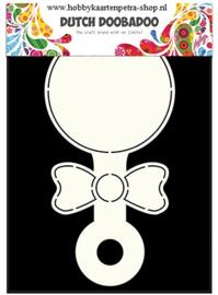 Dutch Card Art A5 Rattle 470.713.320