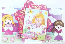 Creatables LR0529 Kim's Buddies princess
