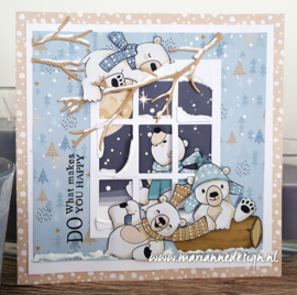 AK0088 - Eline's Polar bears