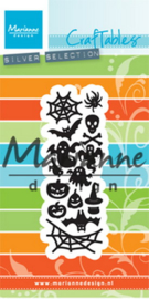 Craftables CR1450	Punch die: Halloween