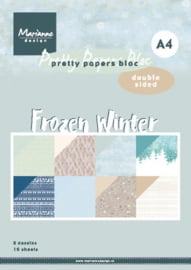 PK9172  Frozen Winter A4 double sided