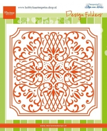 Design Folder Anja's square DF3426