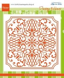 Design Folder Anja's square DF3426