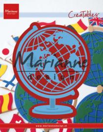 Creatables LR0606 Globe