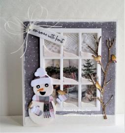 VK9594 - Christmas at home