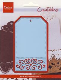Creatables  LR0617 - Classic label