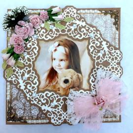 Joy Crafts Noor - Vierkant Viktoria 6002/1492