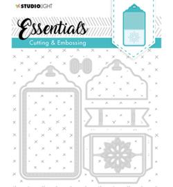 Embossing Die Cut - Essentials nr. 277