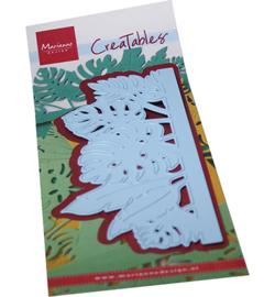 Creatables  LR0722 - Gate folding - Jungle
