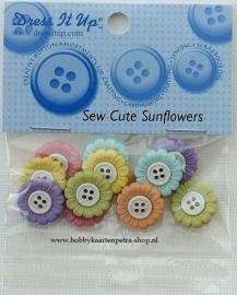 Dress It Up: Sew Cute Sunflowers
