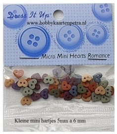 Dress It Up: Mini Hearts Romance 2897
