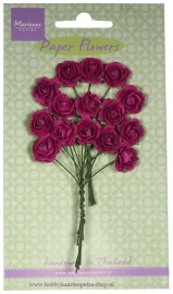 Paper Flowers Rose - Medium pink RB2247