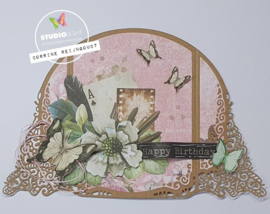 Embossing Die, Jenine's Mindful Art 4.0 nr.07