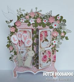 Paper bloc Noor - Bride and Groom 6011/0608