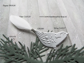 Feathers: natural CA3128