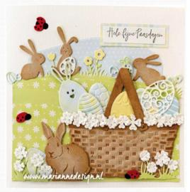Creatables LR0590 Easter pins