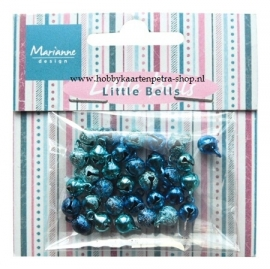 Bells light blue & dark blue JU0940
