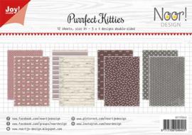 Paper bloc Noor - Purrfect Kitties  6011/0642