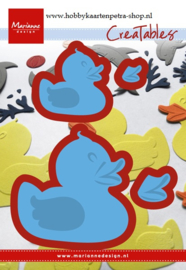 Creatables LR0333  Rubber Duck