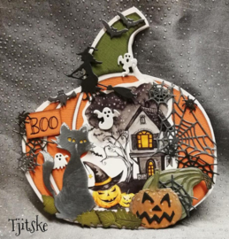 Creatables LR0431 Tiny's pumpkins