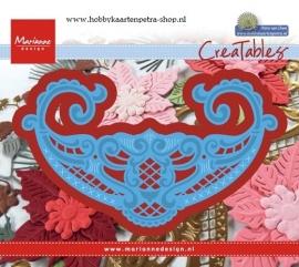 Creatables LR0436 Petra's Flower bowl