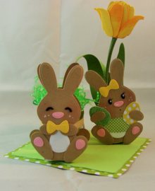 Craftables CR1399 Punch die: Eggs