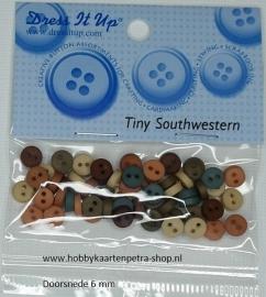 Dress It Up: Tiny Southwestern 1568