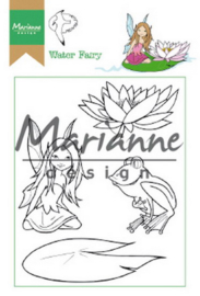 Clear stamps Hetty's Water Fairy HT1646