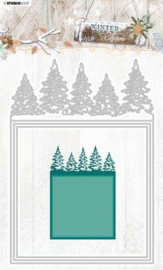 Embossing Die Cut - Essentials Winter Charm, nr. 330