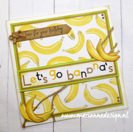 Clear stamps CS1064 - Colorfull Silhouettes - fruit
